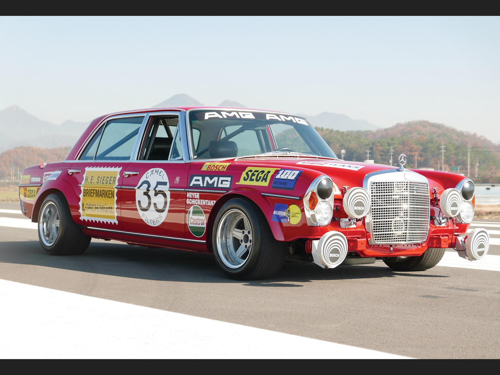 Buy A Replica Of The Greatest AMG Car Ever Made - CarBuzz