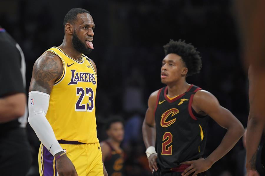 Lakers streak hits nine with Cavs win, Gilgeous-Alexander leads Thunder - Hurriyet Daily News