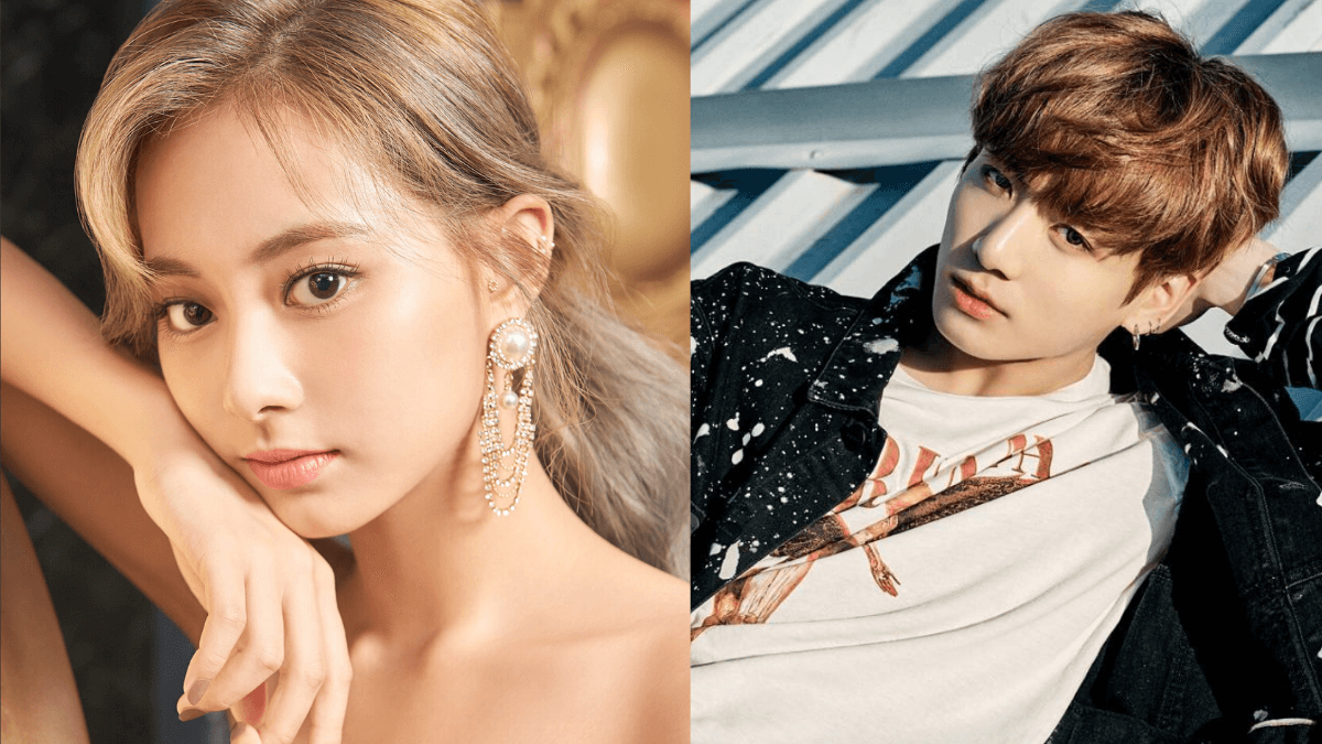 BTS' Jungkook, TWICE's Tzuyu Most Beautiful Faces Of 2019 - Cosmopolitan Philippines
