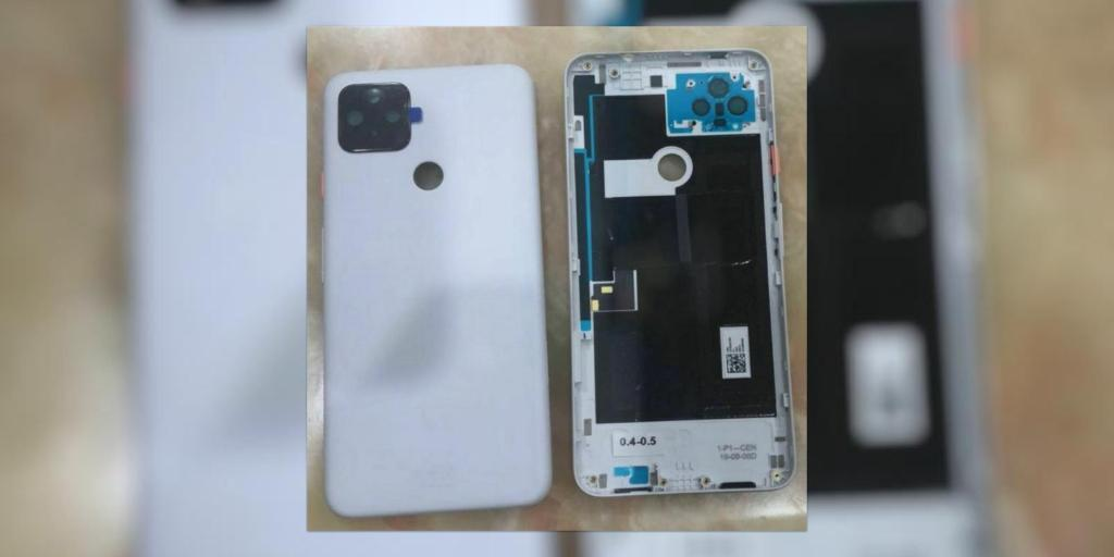 Sketchy Pixel 4a XL parts leak on eBay, suggesting dual camera on scrapped larger model - 9to5Google