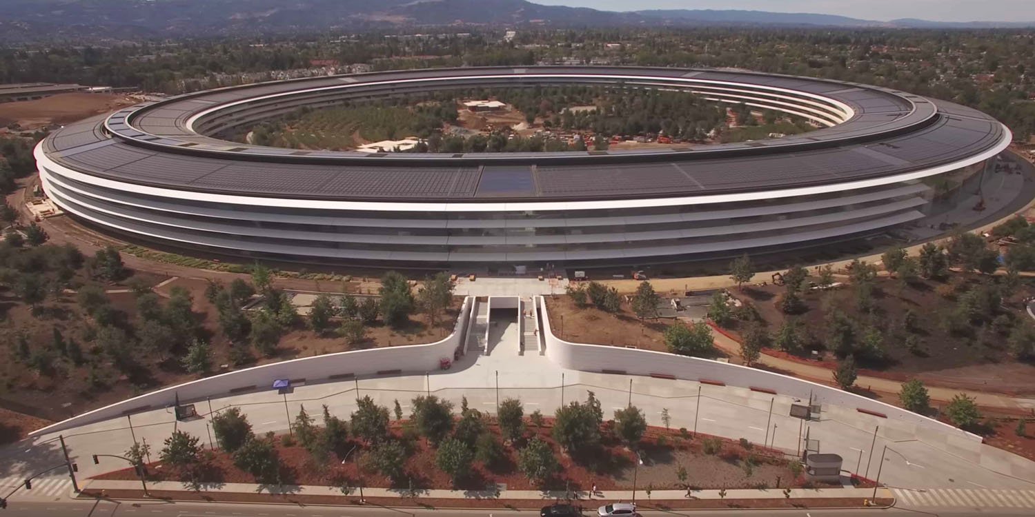 Apple recommending Apple Park employees to work from home today due to coronavirus concerns - 9to5Mac