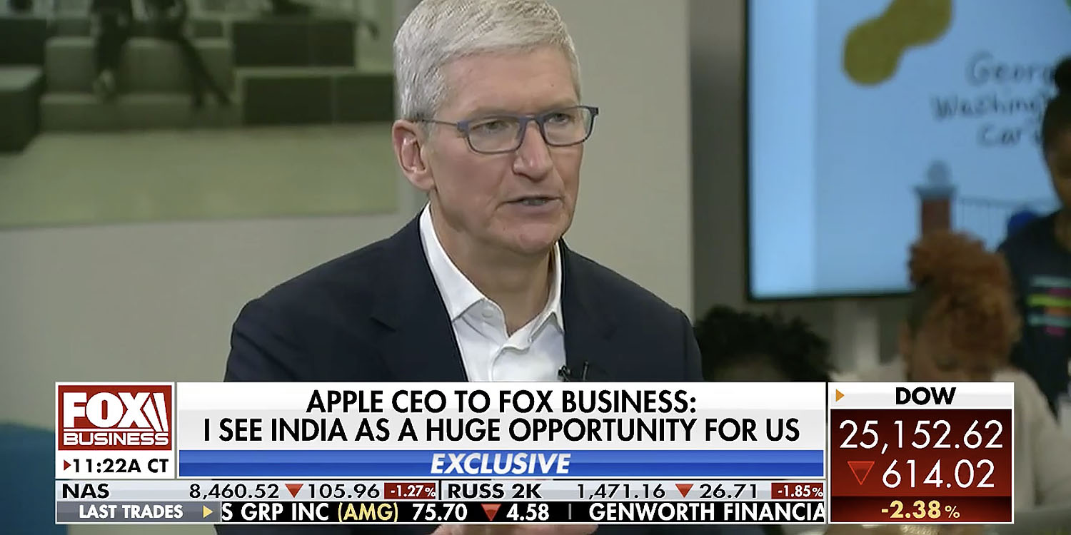 White House helped Apple get go-ahead to open Apple Stores in India - 9to5Mac