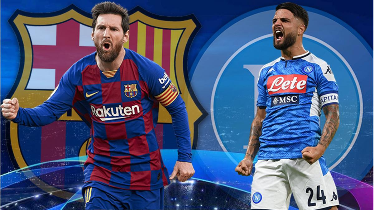 FC Barcelone - Napoli : les compositions probables - Foot Mercato