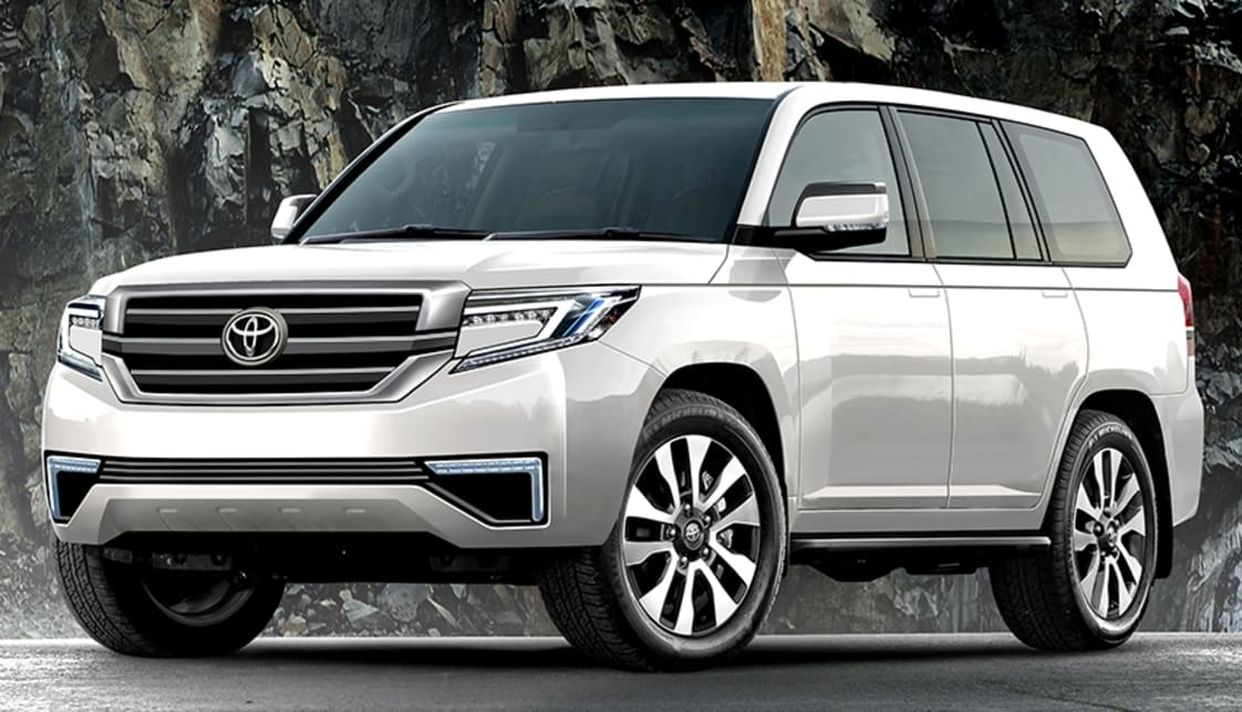 Toyota Land Cruiser 300 Series 2021 to be revealed in July with TWO new 3.5-litre V6 engine options - reports - CarsGuide