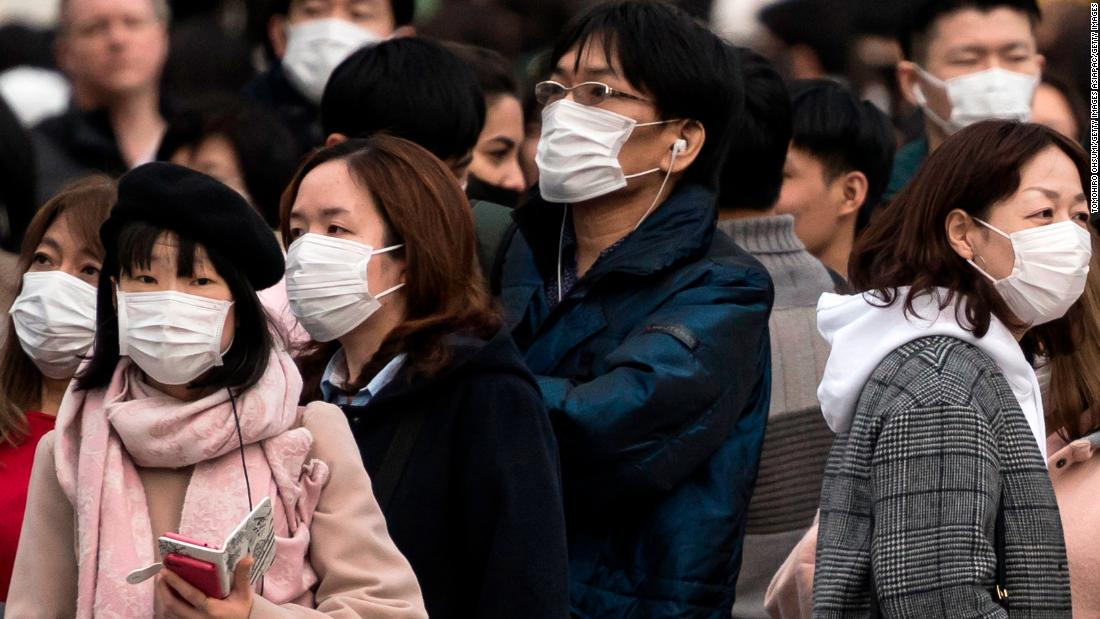 Japan issues coronavirus guidelines to worried citizens as cases spike - CNN