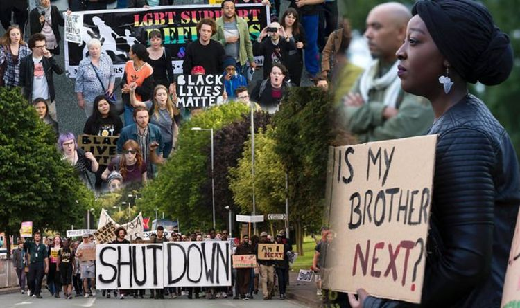 Black Lives Matter UK protests: When are UK protests? London, Manchester and Birmingham - Express.co.uk