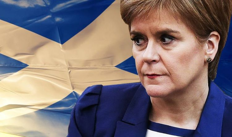 Nicola Sturgeon's dream in tatters as Scottish independence dubbed 'catastrophe' - Express