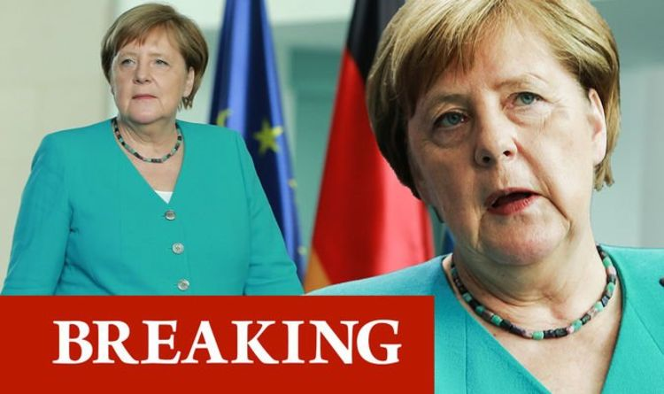 'Prepare for no deal!' Angela Merkel sparks huge Brexit panic in alert to EU states - Express