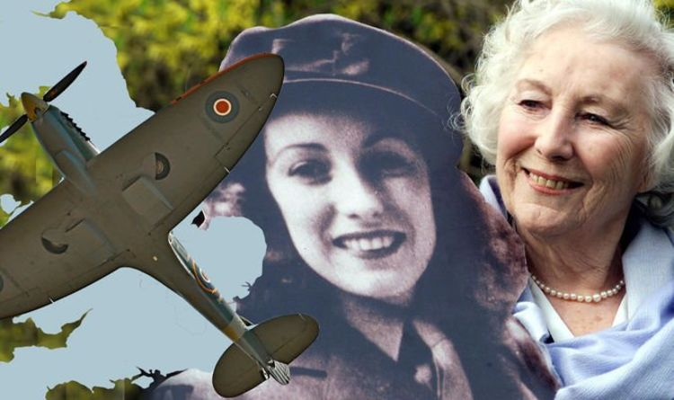 Battle of Britain flypast route map: How to watch Battle of Britain flypast for Vera Lynn - Express