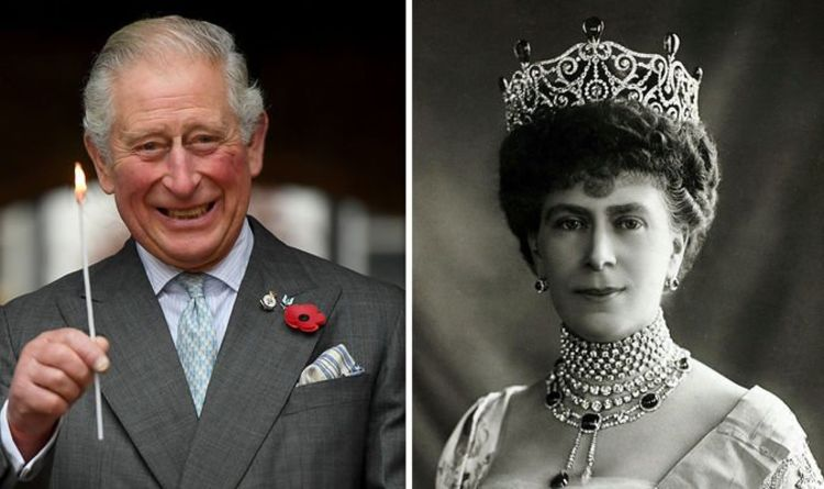 Prince Charles confession: Heir to throne's nickname for Queen Mary exposed - Express.co.uk