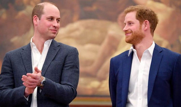Prince William tells Harry 'return to London' following LA 'safety concerns' - Express