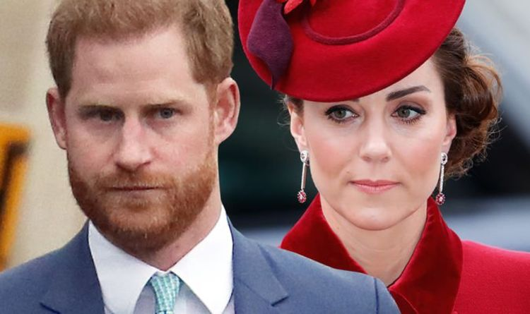 Prince Harry's heartbreaking confession about Kate Middleton exposed - Express