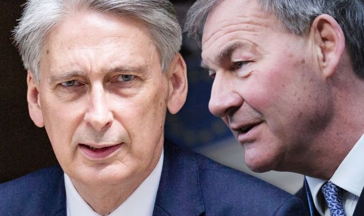 Remainer Philip Hammond ordered to be 'silent' after warning about loosening EU ties - Express.co.uk