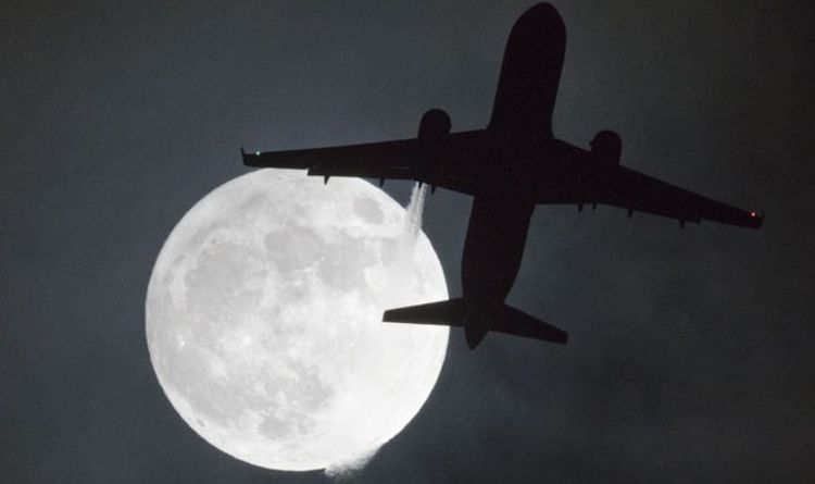 Eclipse 2020: When is the next Full Moon? - Express.co.uk
