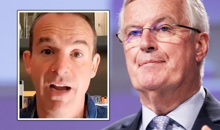 'Get Brexit done - and SOON!' Martin Lewis savages bid to delay and scupper EU exit - Express