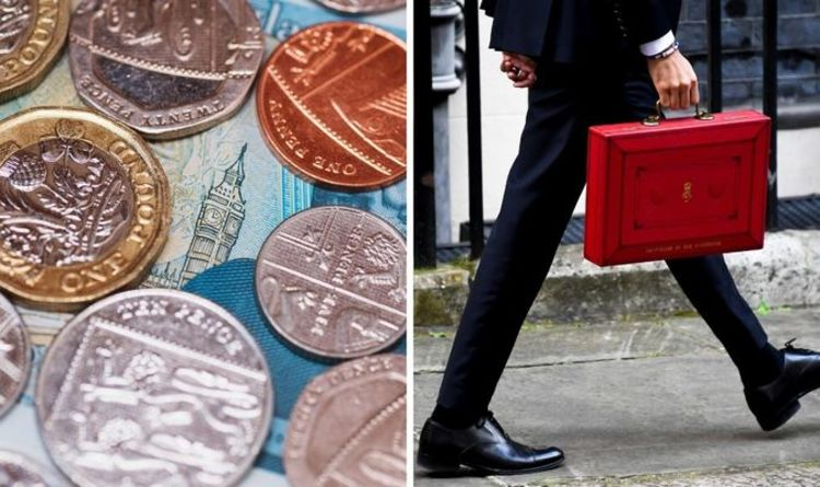 Autumn budget: Rishi Sunak to address COVID debt – your 'personal wealth' may be taxed - Express
