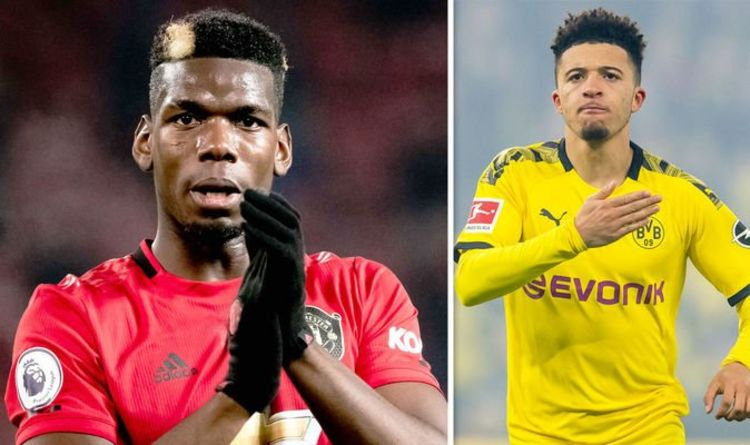 Man Utd chief Woodward to sell Pogba and complete two transfers, Chelsea talks, Arsenal - Express