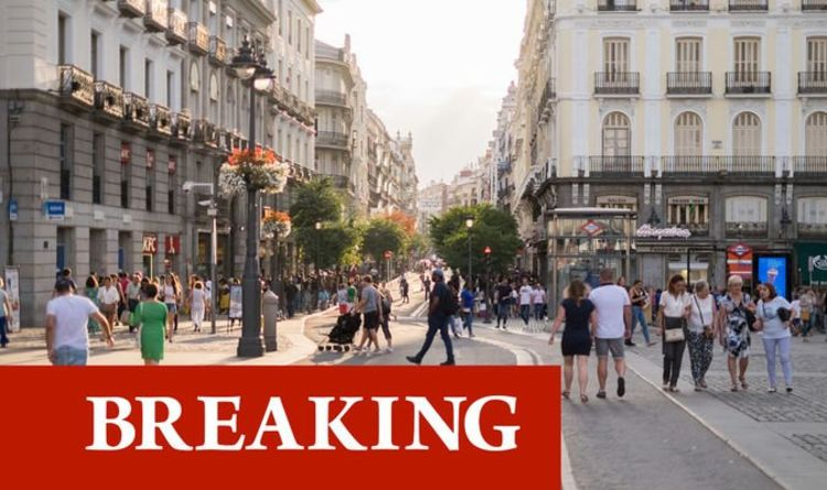 Spain records ZERO coronavirus deaths in last 24 hours, the first time since MARCH - Express.co.uk