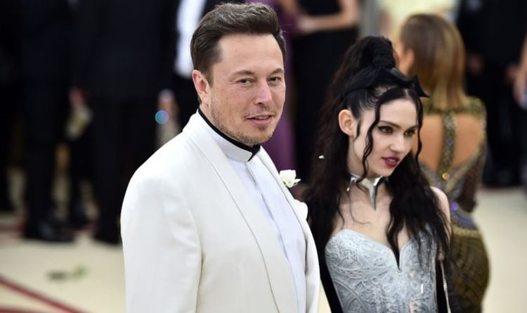 Elon Musk and Grimes change son's unusual name after it was deemed unlawful - Express