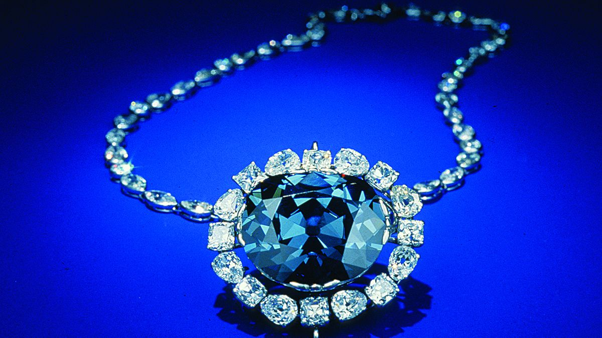 Hope diamond formed stunningly close to Earth's core - Livescience.com