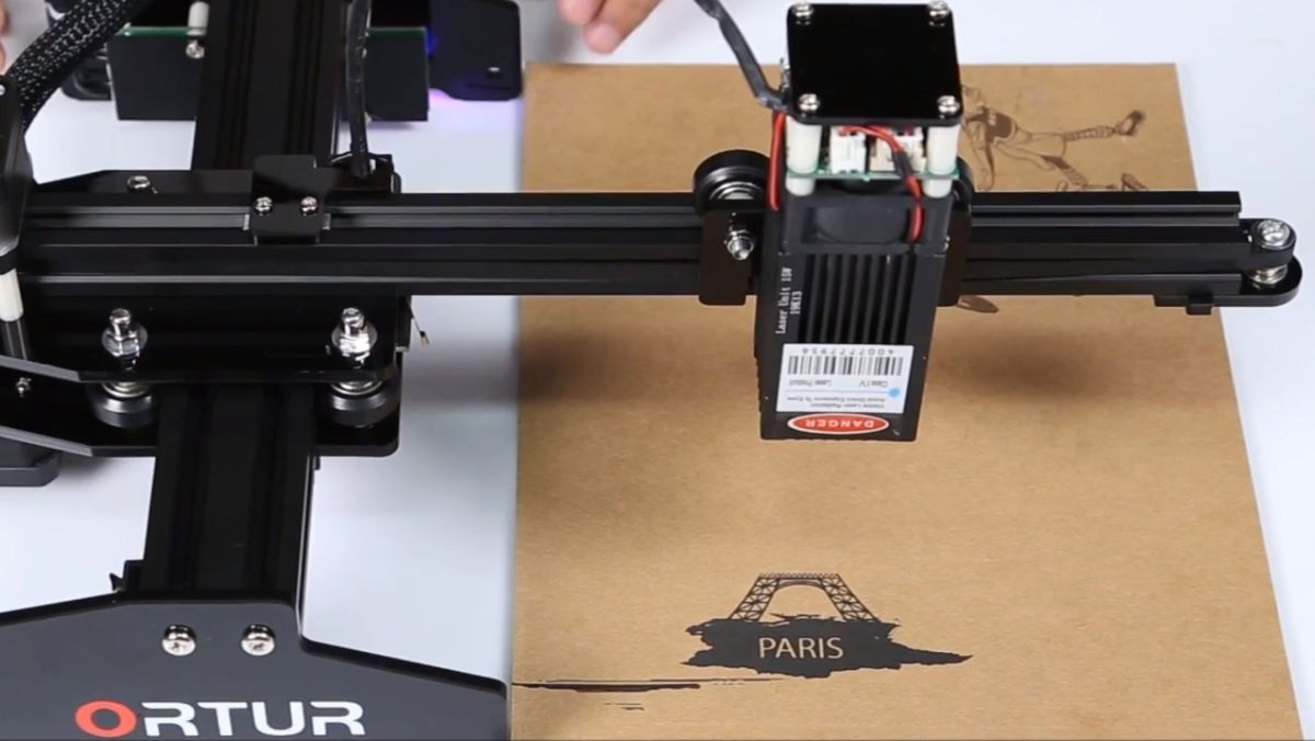 Here's the cheapest 20w laser engraver cutter in the world - TechRadar India