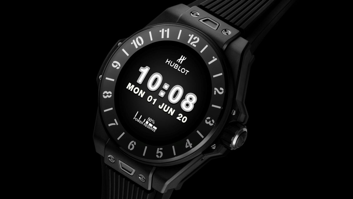 Hublot's Big Bang e is a smartwatch that costs the same as 13 Apple Watches - TechRadar