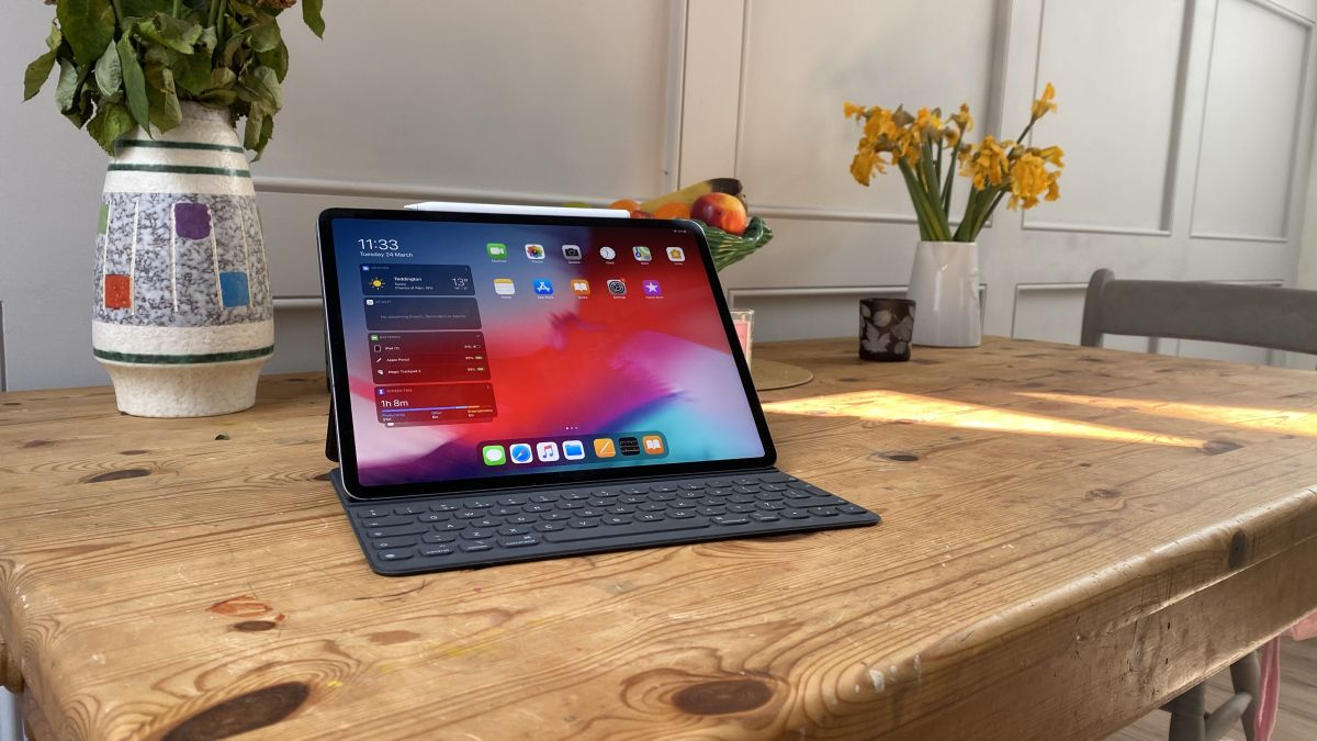 Hands on: iPad Pro 2020 review - TechRadar India