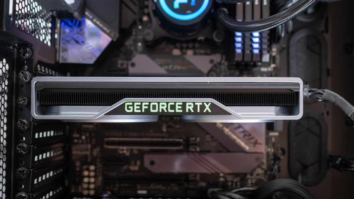 Good news for Nvidia as gamers embrace RTX graphics cards according to Steam hardware survey - TechRadar India