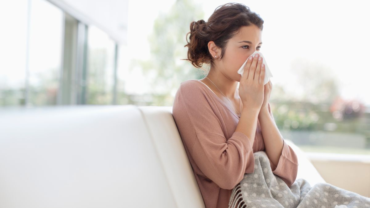 Allergy or coronavirus? How to tell the difference - Real Homes