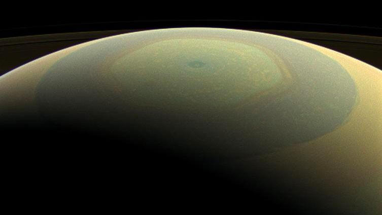 Subsurface vortexes may have created Saturn's mysterious hexagon - Livescience.com