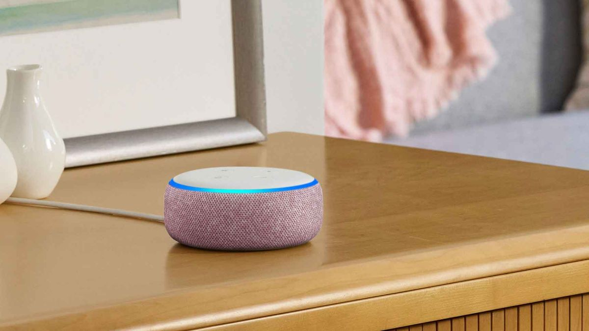 SALE! Amazon Echo Dot is just £29.99. Here's why you NEED one for lockdown - Real Homes