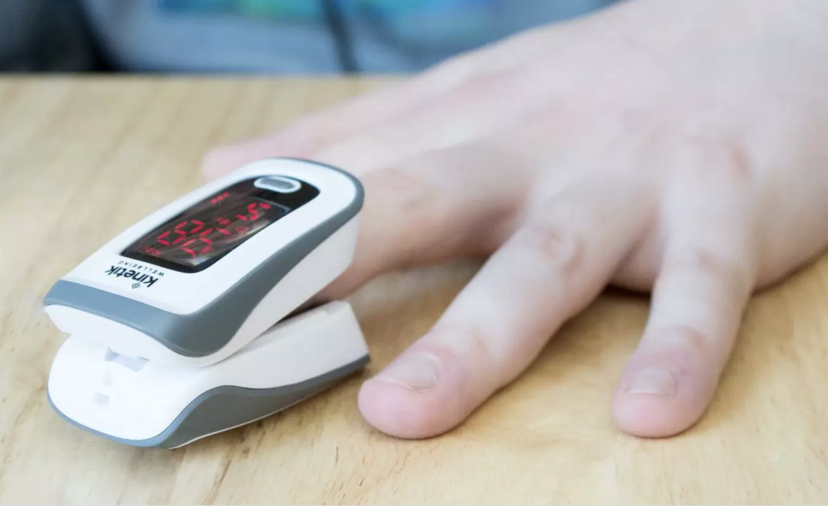 Pulse oximeter: what is one and why is Coronavirus causing them to sell out? - Real Homes