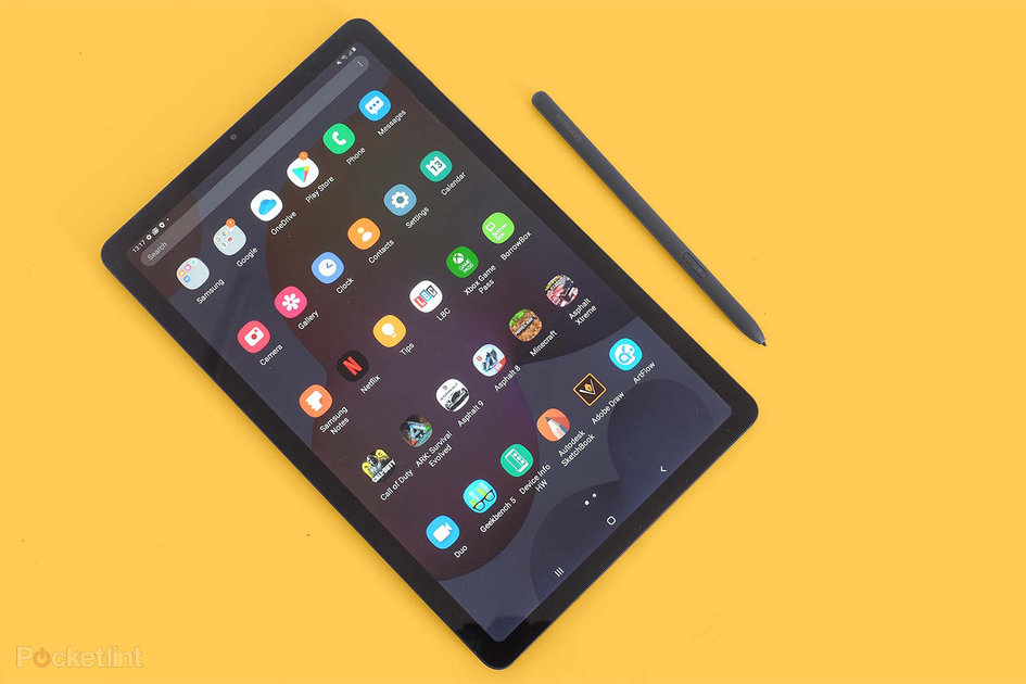 Samsung Galaxy Tab S6 Lite review: Super for sketching - Pocket-lint