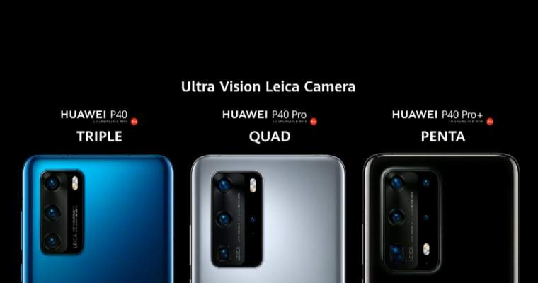 Huawei P40 Pro, P40 Pro + și P40, anunțate oficial: monștri foto/video - start-up.ro