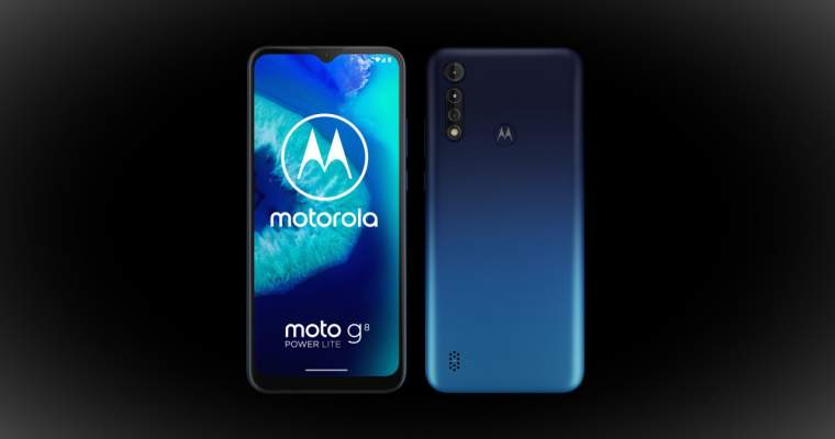 Moto G8 Power Lite, smartphone cu autonomie mare și preț mic, - start-up.ro
