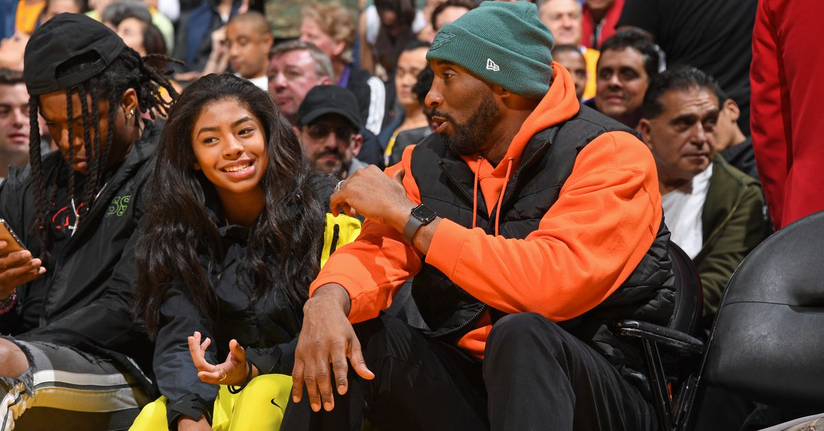 Kobe Bryant and his daughter Gianna shared a love of the game - Vox.com