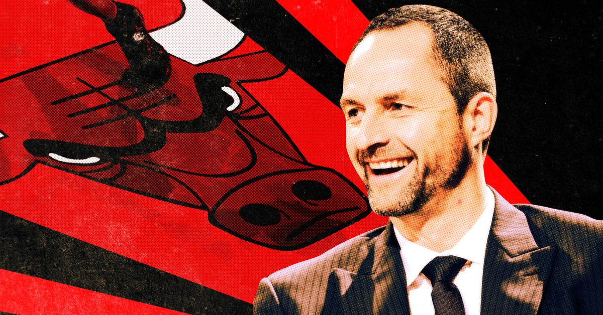 The Bulls Finally Did Something About Their Front Office - The Ringer
