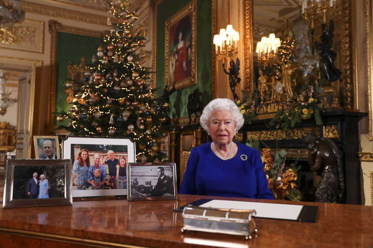 Queen Elizabeth's Christmas speech may have contained a Brexit message - Vox.com