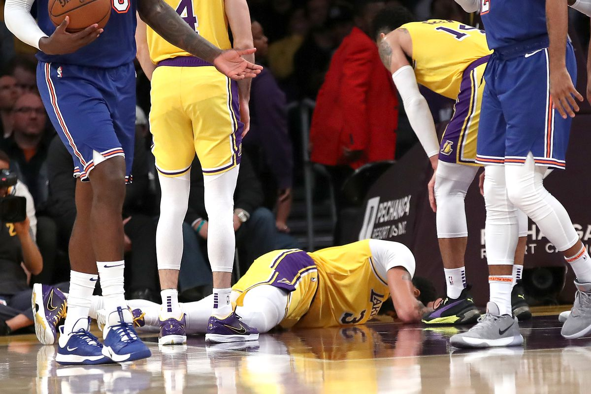 Lakers: Anthony Davis to miss game vs. Mavericks, Kyle Kuzma to start - Silver Screen and Roll