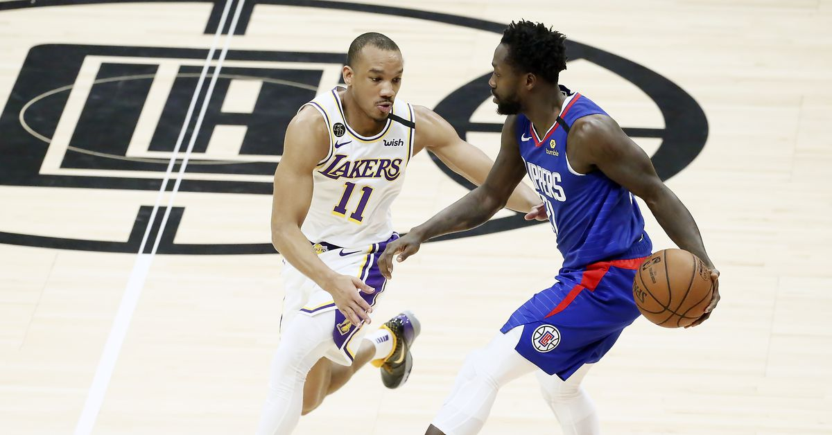 LeBron says Avery Bradley was 'gigantic' for Lakers in win vs. Clippers - Silver Screen and Roll