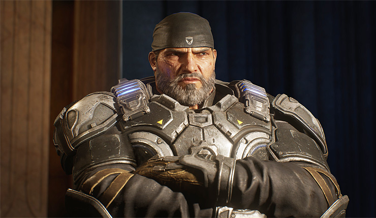 Gears 5 Xbox Series X Features Detailed, 120fps Multiplayer Being Investigated - Wccftech