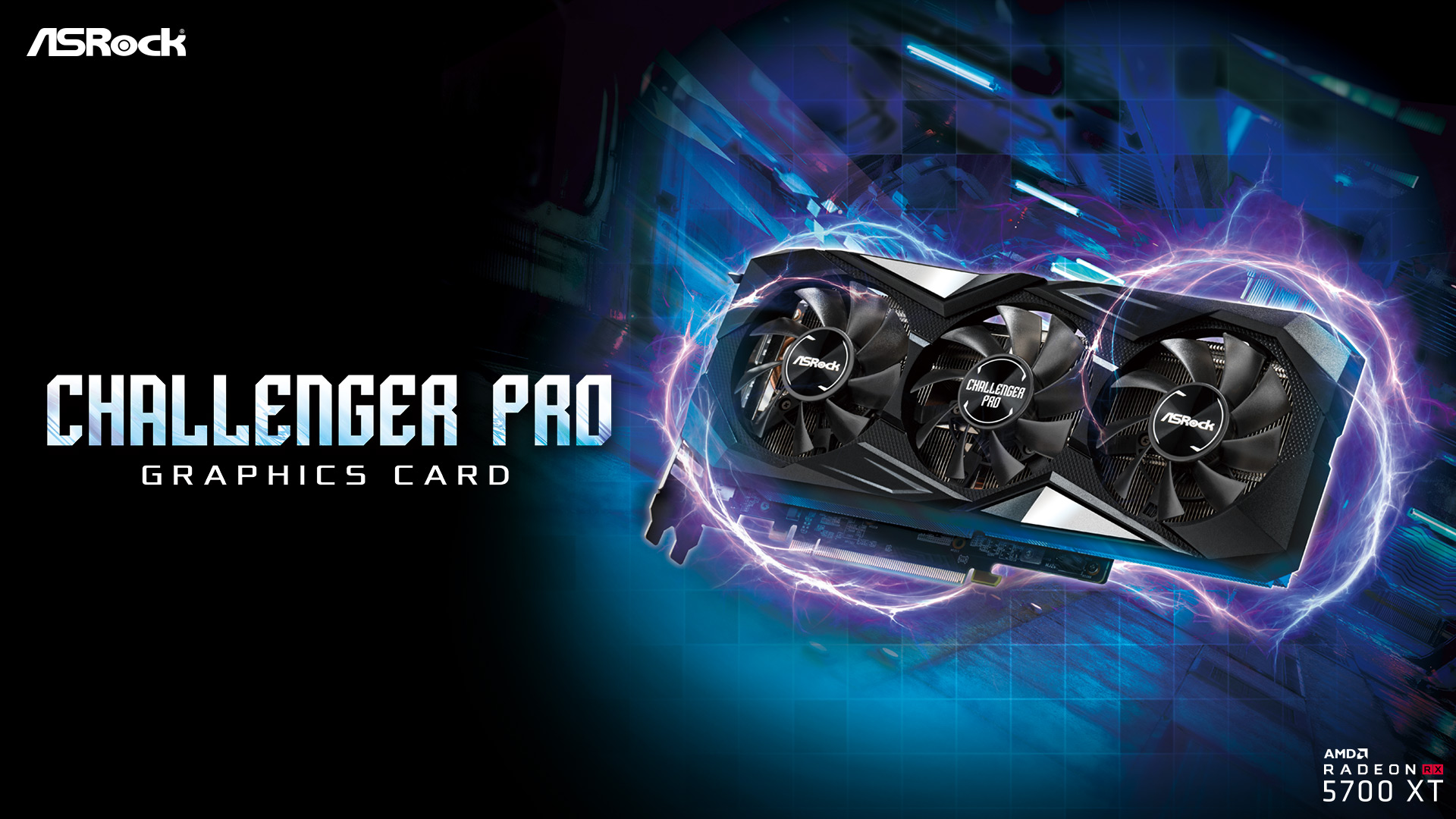 ASRock Releases The Radeon RX 5700 XT Challenger Pro 8G OC With A Triple Fan Cooler And 8GB's Of GDDR6 Memory - Wccftech