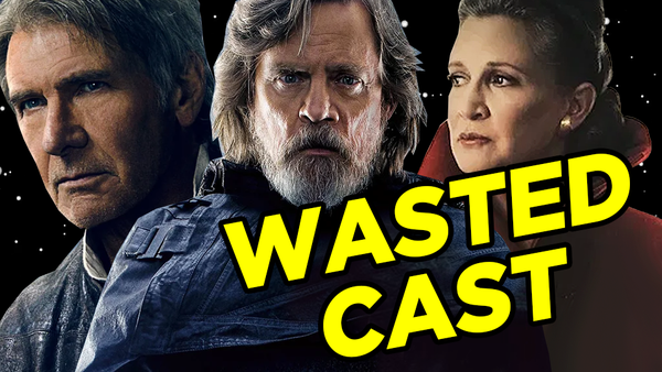 Star Wars Sequel Trilogy: 12 Missed Opportunities We'll NEVER Get Over - WhatCulture
