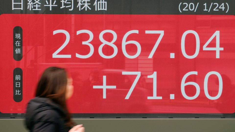 Global stocks mixed as Chinese virus spreads, oil prices drop - TRT World