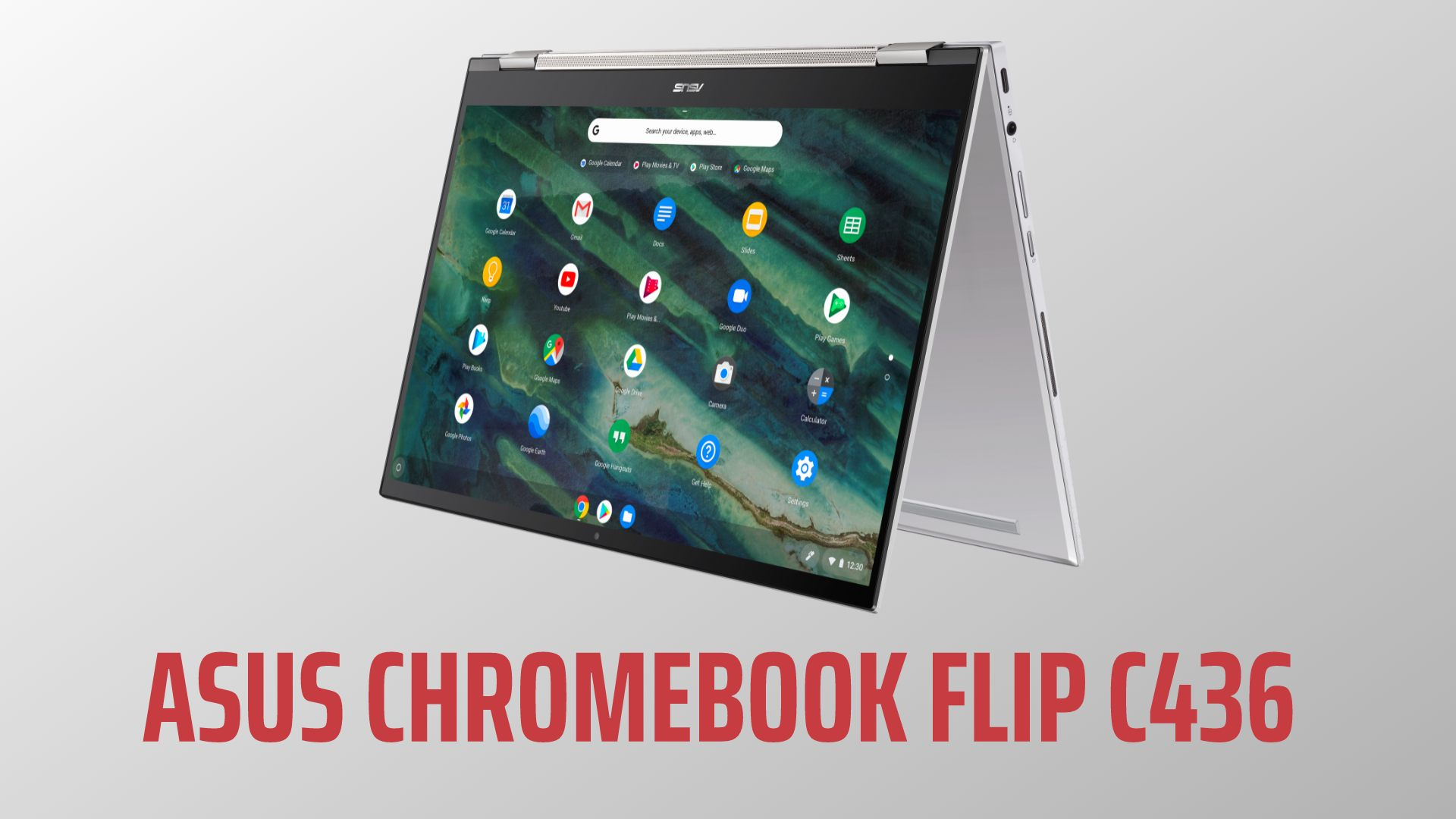 ASUS delivers as the Chromebook Flip C436 arrives at CES 2020 - Chrome Unboxed