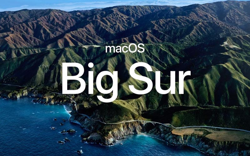 Apple repense macOS avec Big Sur ! - Consomac