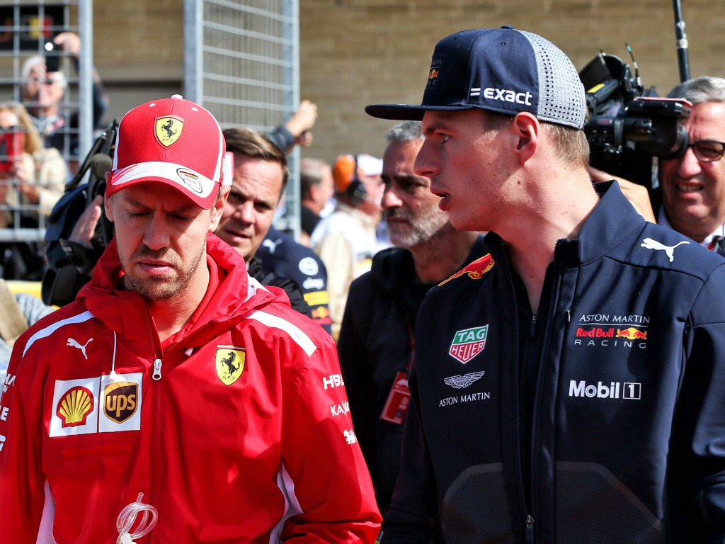 Max Verstappen happy to have Vettel as team-mate | PlanetF1 - PlanetF1