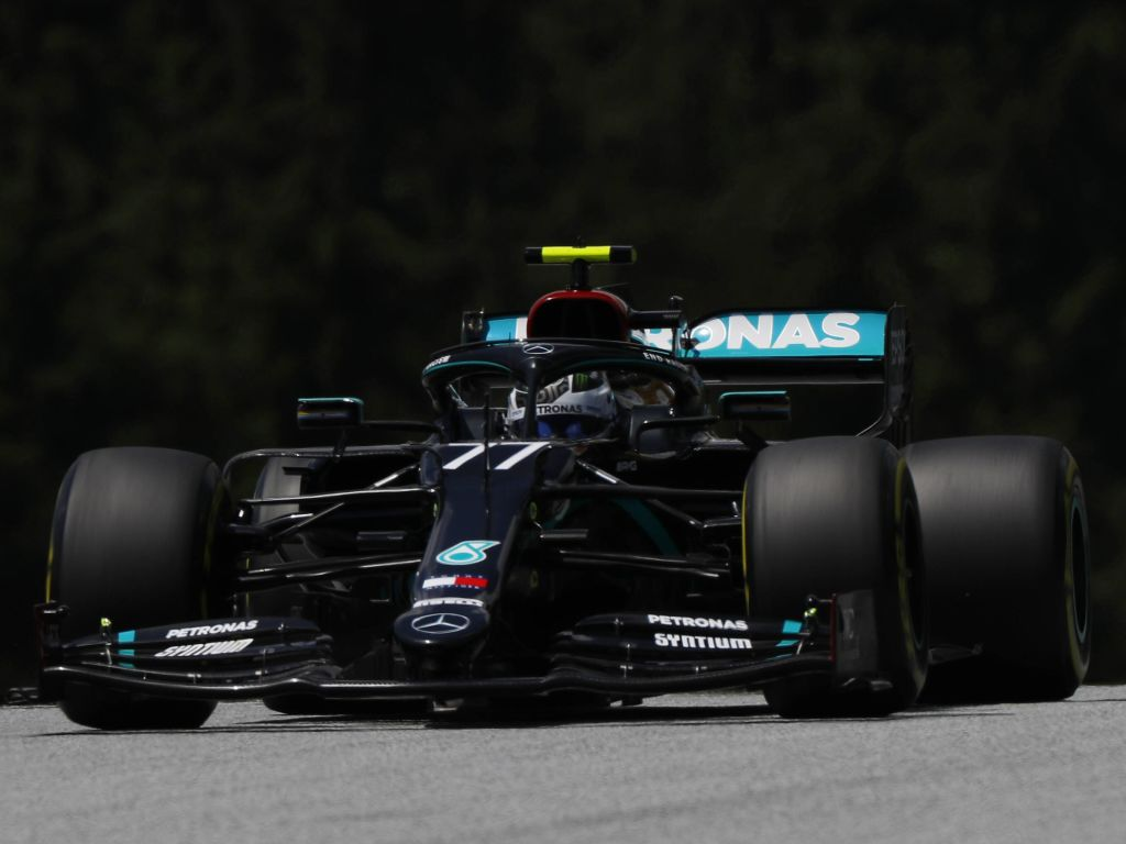 Valtteri Bottas: Mercedes seem to be in 'own league' - PlanetF1