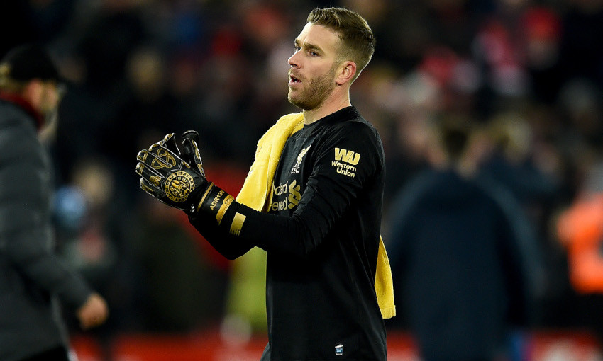 Adrian on birthday celebrations, Everton clash and Reds' desire for success - Liverpool FC