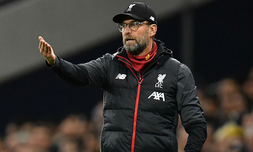 'This week is very important' - Jürgen Klopp on United build-up and fitness latest - Liverpool FC